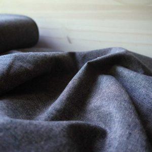 Kaufman - Coton/Lin Essex Yarn Dyed - Espresso