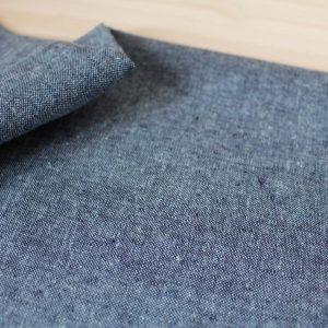 Kaufman - Coton/Lin Essex Yarn Dyed - Nautical