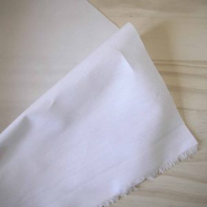 Kaufman - Tissu pour toile - Blanc