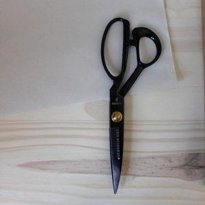 """LDH Scissors - Ciseaux de couture droitier - 9"""""""
