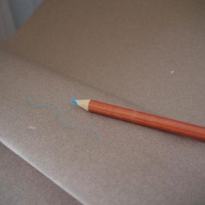 Crayon à marquer - bleu
