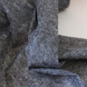 Entoilage thermocollant léger - gris