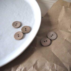 Atelier Brunette - Boutons Glossy - Blush 18 mm