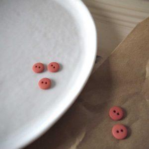 Atelier Brunette - Boutons Classic Matte - Melba 10 mm