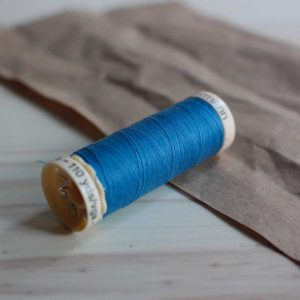 Gütermann - Fil tout usage 100m - French Blue (215)