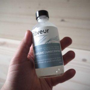 Faveur Montréal - Savon liquide 115 ml - Non parfumé