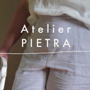 Atelier couture Pietra par Rives Compagnie