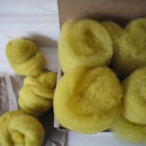 Urso Fibre - Petit Nuage / Petite Brute - Daffodil Lament