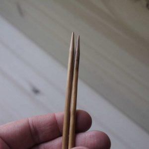 Addi - Olive Wood - Circulaire fixe
