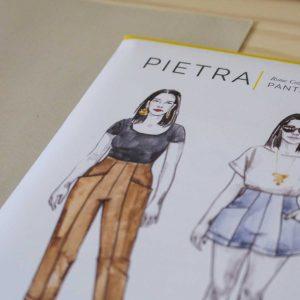 Closet Core Patterns - Pietra Short & Pants