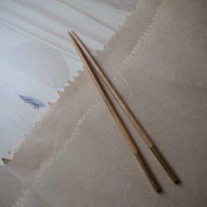 Addi - Olive Wood - Click tip