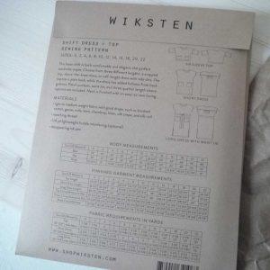 Wiksten - Shift Dress + Top