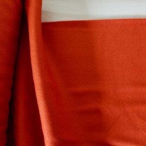 Atelier Brunette - Crêpe de viscose - Tangerine
