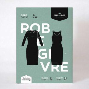Deer and Doe - Robe / T-Shirt Givre