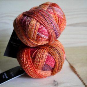 Schoppel Crazy Zauberball - Orangery 2472