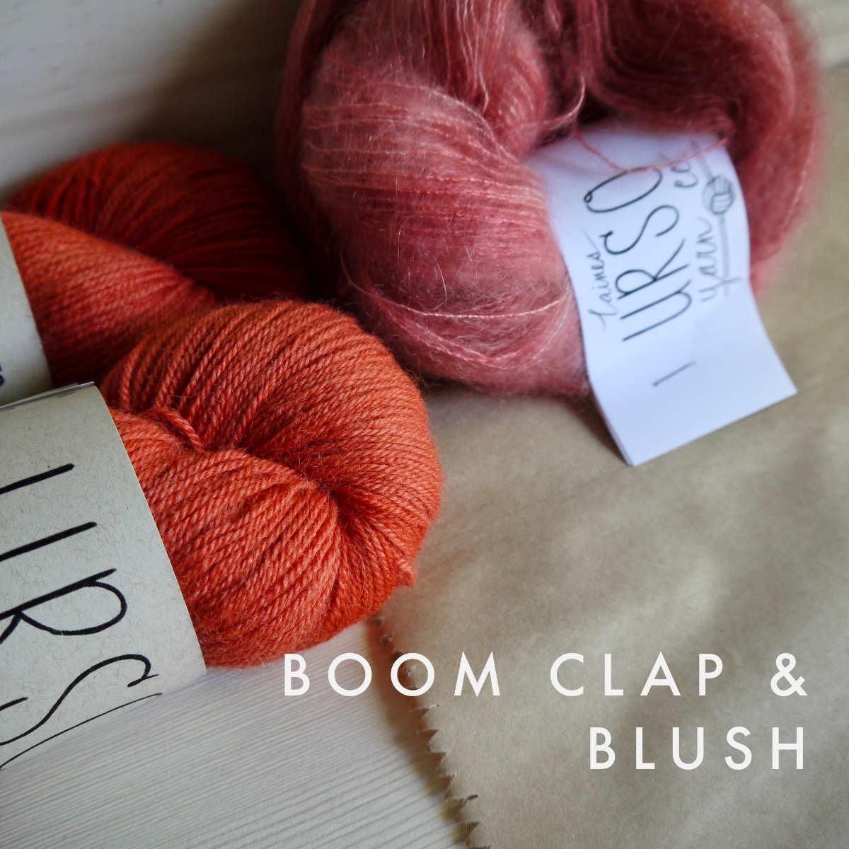 Boomclap-blush