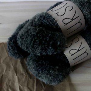Urso Boucle - Black Narrows