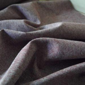 Kaufman - Coton/Lin Essex Yarn Dyed - Rust