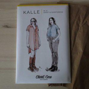 Closet Core Patterns - Kalle Shirt & Dress