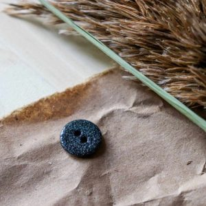 Atelier Brunette - Boutons Glitter - Forest 12 mm