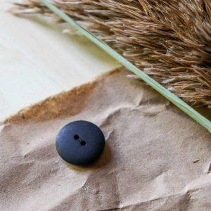 Atelier Brunette - Boutons Palm - Black 15 mm