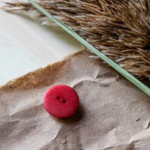 Atelier Brunette - Boutons Palm - Terracotta 15 mm